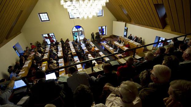 Viele vorzeitige Rücktritte aus dem St. Galler Stadtparlament