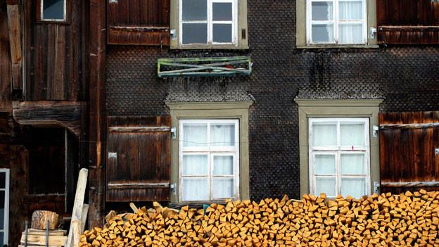 Bauernhaus in Braunwald: Idylle braucht auch gemeinsame Vermarktung.