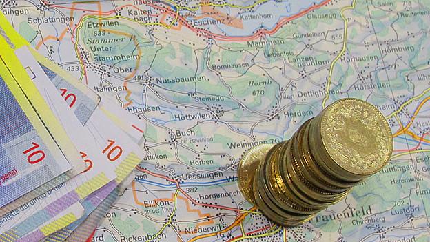 «Schuld am Finanzdebakel sind die Kantone und der Bund»