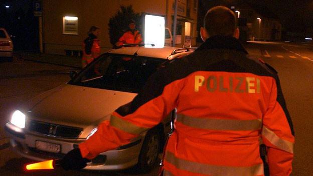 Trotz mehr Polizeikontrollen bleibt die Zahl der Einbrüche hoch.