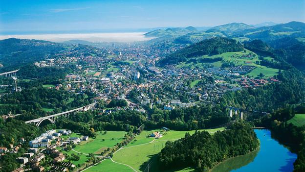 Die Gemeinden rund um St. Gallen wollen vor dem Bund mehr Gehör