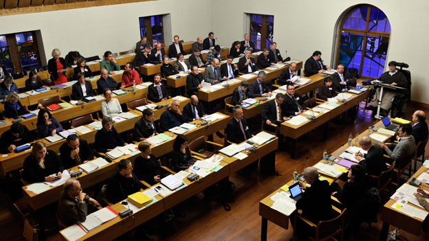 Stadtparlament St. Gallen