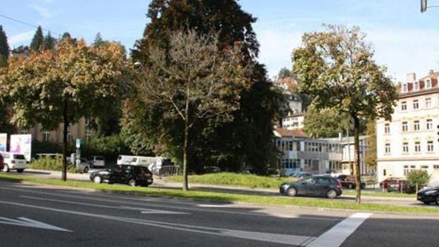 Ausbau Uni St. Gallen