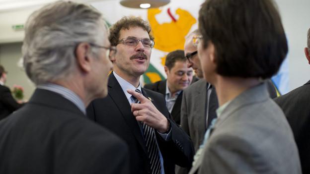 Im Thurgau wird der SP-Sitz in der Regierung frei.