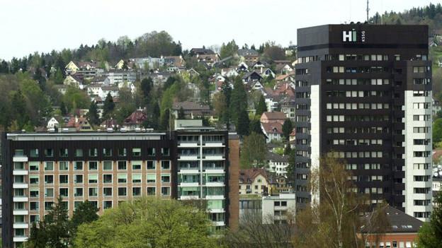 Spitalvorlage St. Gallen