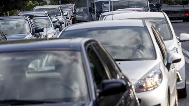 Autofahrer in Graubünden bezahlen zu hohe Gebühren.