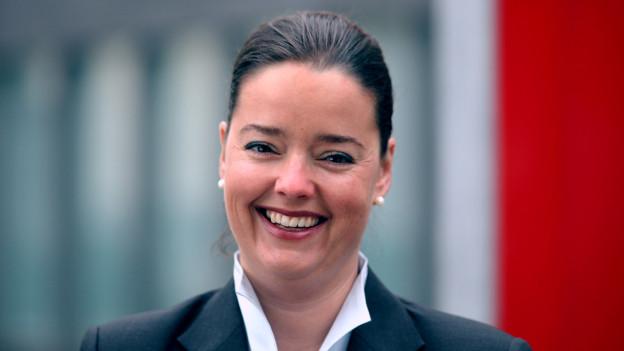 Carmen Haag kandidiert für den Thurgauer Regierungsrat