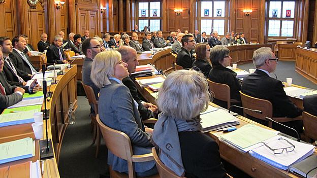 Bei den Wahlen in den Ausserrhoder Kantonsrat haben die Parteien traditionell wenig Gewicht.
