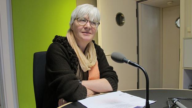 Rosmarie Quadranti will nach Negativschlagzeilen nach vorne blicken.