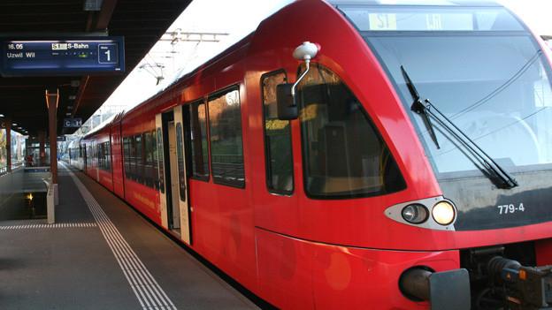 Im Fürstenland sollen weniger Züge verkehren.