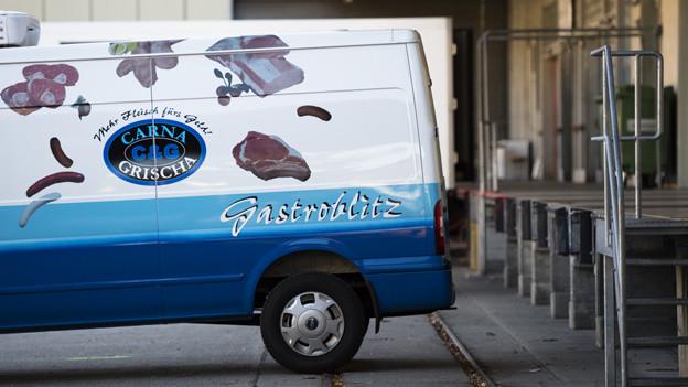 Die Firma Carna Grischa geriet wegen eines Fleischskandals in die Schalgzeilen.
