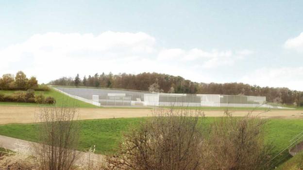 Die Thurgauer Regierung möchte den besten Standort für das Endlager.