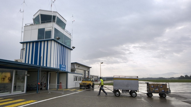 Tower Flugplatz Altenrhein