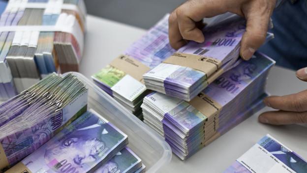 Ausserrhoder Rechnung schliesst besser als im 2013