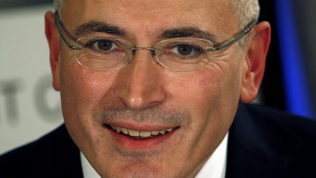 Seit 2014 lebt Michail Chodorkowski mit seiner Familie in Rapperswil-Jona