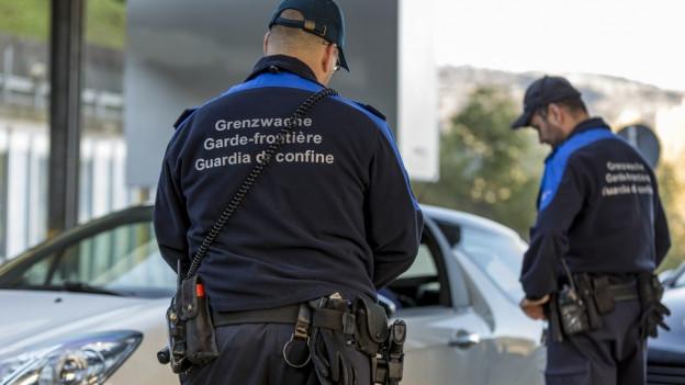 Von den 227 illegal Eingereisten kamen 104 aus dem Kosovo.