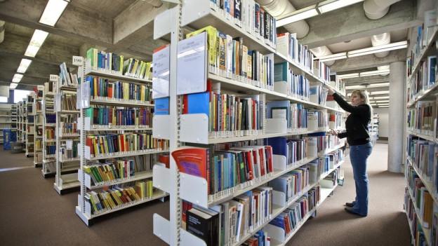 Der Hochschulrat ist für die Strategie der verschiedenen Hochschulen in der Schweiz zuständig.