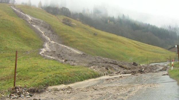 Graubünden erarbeitet Gefährdungsanalyse
