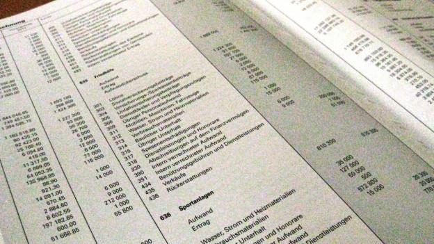 Ein Budgetentscheid müsse nicht aufgrund unvollständiger Informationen gefällt werden, so das Verwaltungsgericht