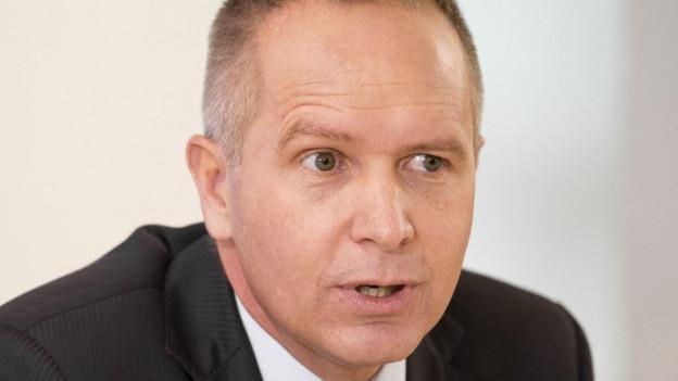 Bildungsdirektor Kölliker kann sich einen Departementswechsel vorstellen.