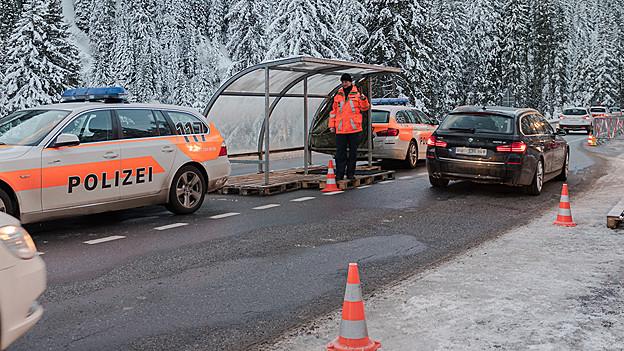 Polizeischutz für Prominente