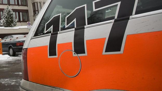 Die Polizei hat einen 49-Jährigen verhaftet.
