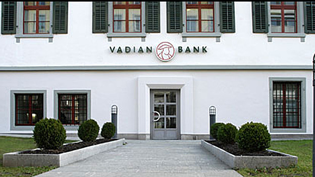 Rekordgewinn dank Verkauf der Vadian Bank