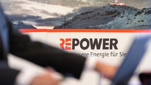 Energiekonzern Repower macht 33 Millionen Franken Verlust.