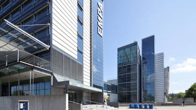 Das vorhandene Wissen einsetzen: Auch die Empa in St. Gallen wäre Teil des Ostschweizer Innovationsparks.