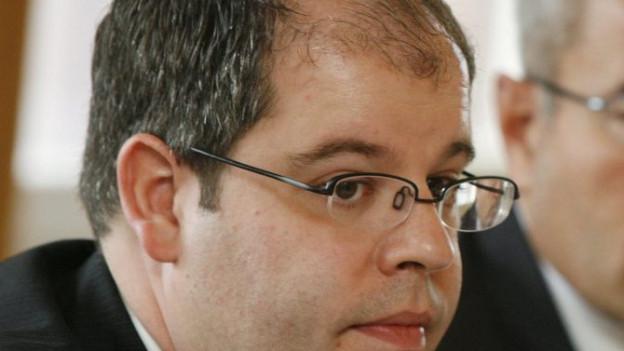 Zieht seine Nationalratskandidatur zurück: Michael Brandenberger