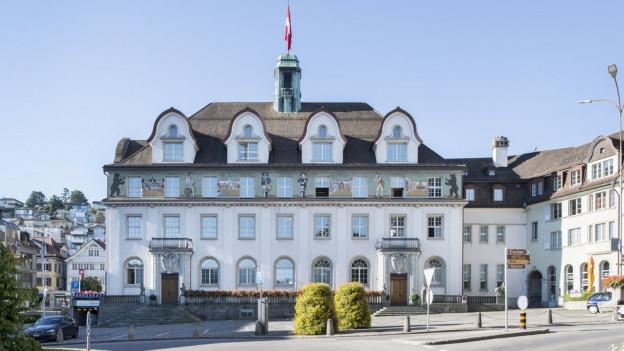 Das Ausserrhoder Regierungsgebäude