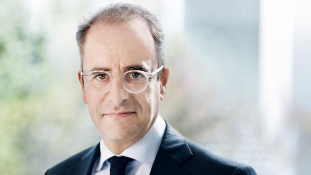 Alexander von Witzleben, der neue Verwaltungsratspräsident der Arbonia-Forster-Holding.