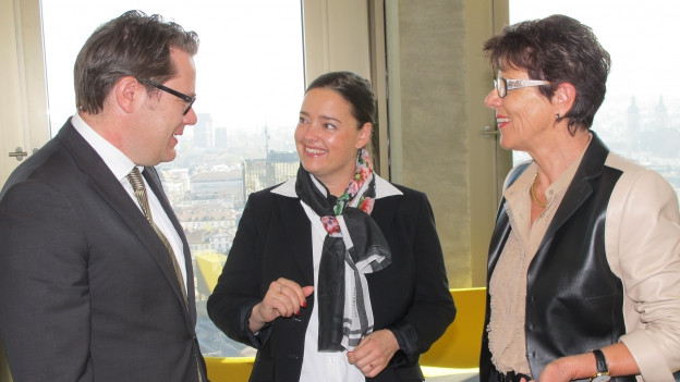 Ostschweizer Regierungen informieren über weitere Schritte in der Expo-Planung.