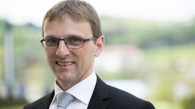 Stefan Müller neuer Landeshauptmann in Innerrhoden