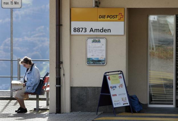 Das Bergdorf Amden hoch über dem Walensee wird rund 120 Asylbewerber aufnehmen.