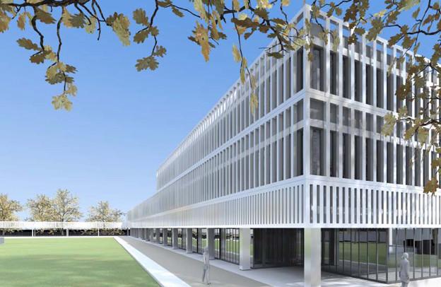 Das neue Kreuzlinger Stadthaus nimmt Gestalt an