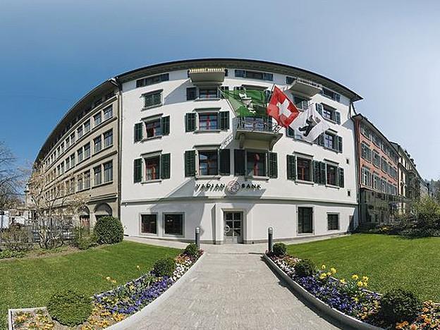 Vadian Bank in St. Gallen