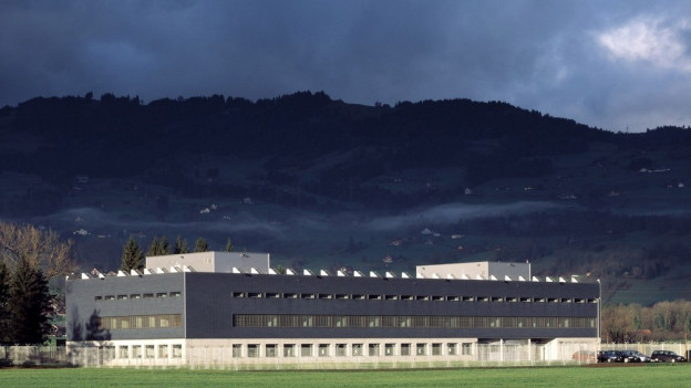 Das Gefängnis Altstätten