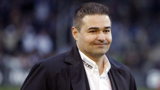 Christian Stübi wird Sportchef des FC St. Gallen