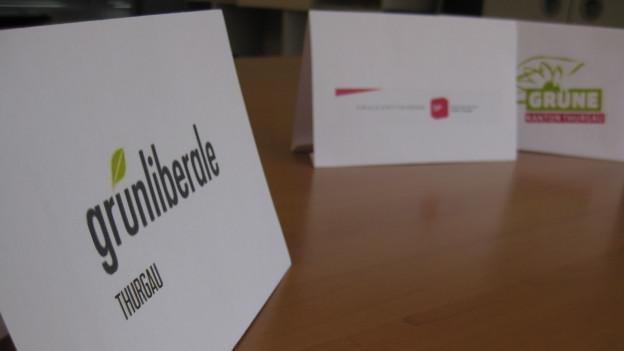 Die Grünliberalen Thurgau haben sich noch nicht entschieden, mit wem sie in den Wahlkampf ziehen.