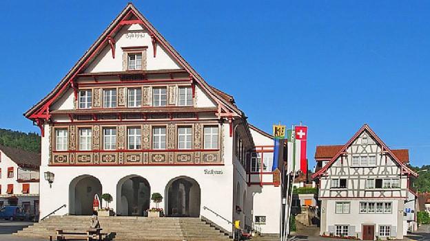 Gemeindehaus Berneck