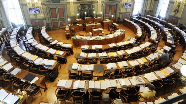 Geschäft verschoben: Der Kantonsrat berät erst im September über die Spesenregelung.