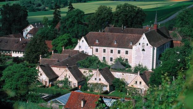 Kartause Ittingen im Kanton Thurgau