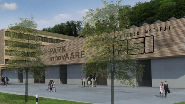Schweizer Innovationspark: die Ostschweiz geht leer aus