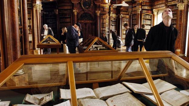 Zentrum für Klostergeschichte ist einen Schritt weiter