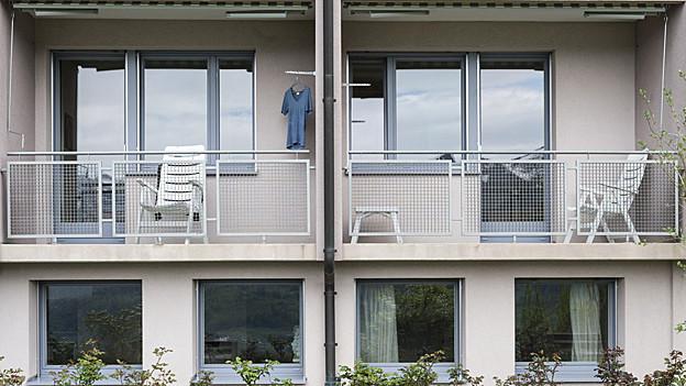 In Kurhaus Bergruh kommen weniger Asylsuchende als usprünglich angekündigt.