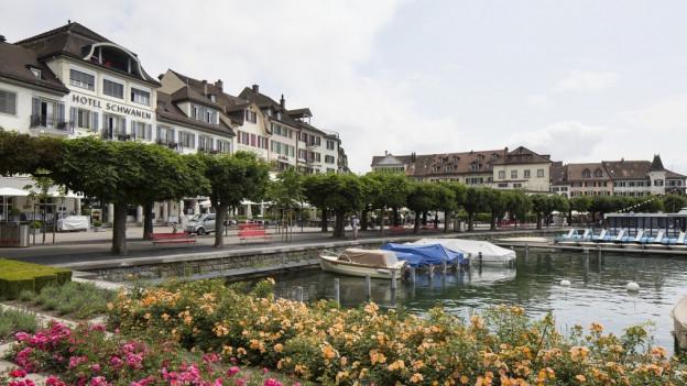Rapperswil-Jona erhält kein Stadtparlament.
