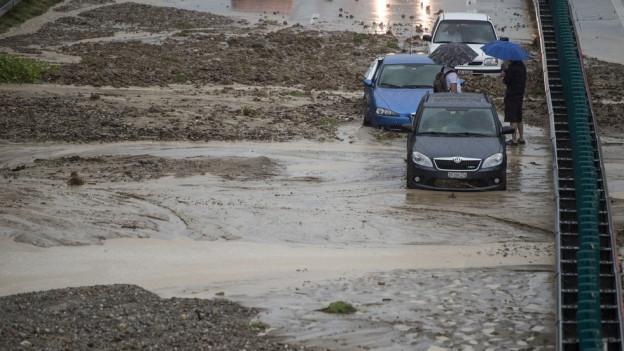 Mit einem Hochwasserschutz-Projekt sollen künftige Jahrhundertereignisse verhindert werden.