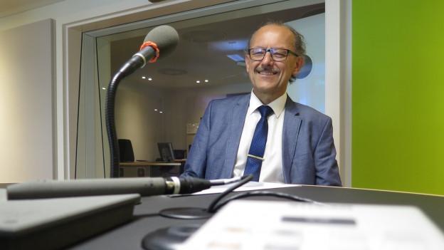 Thomas Hansjakob ist der Erste Staatsanwalt des Kantons St. Gallen.