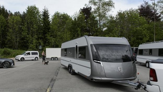 St. Gallen nimmt bei Durchgangsplätzen neuen Anlauf